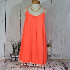 Red Dress Boutique Neon Orange dress